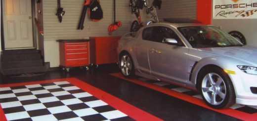 Ремонт кузова гараже