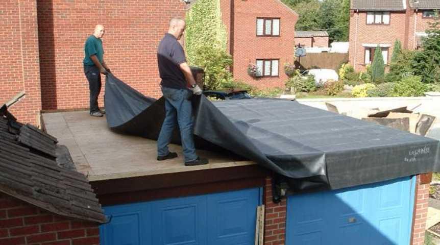 Приемы гидроизоляции крыши - izoler.