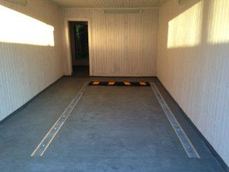 Ремонт гаража по правилам