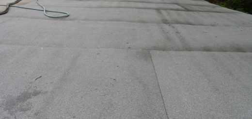 Ремонт крыш бетонных гаражей