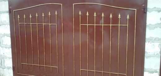 Ремонт любых железных ворот для гаража