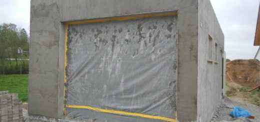 Штукатурка стен гаража в Москве и Подмосковье