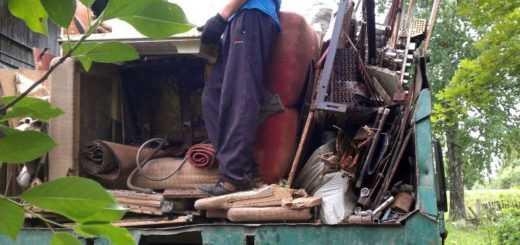 Заказ услуг по вывозу мебели на утилизацию